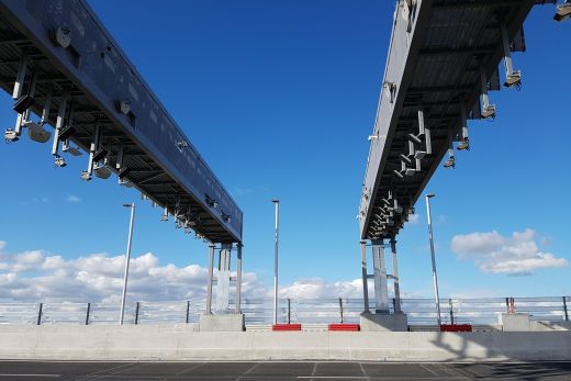 Mersey Gateway Bridge in England uses UHF Readers from FEIG for Road Tolling
